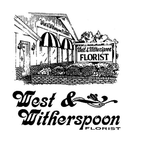 West And Witherspoon Florist/Gift Shop - Florists - Hopkinsville, KY - Logo